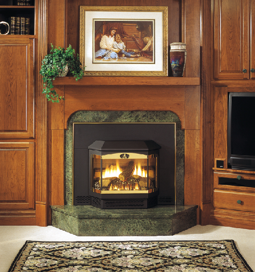Central fireplace products fireplaces cf 42 bf for Central fireplace
